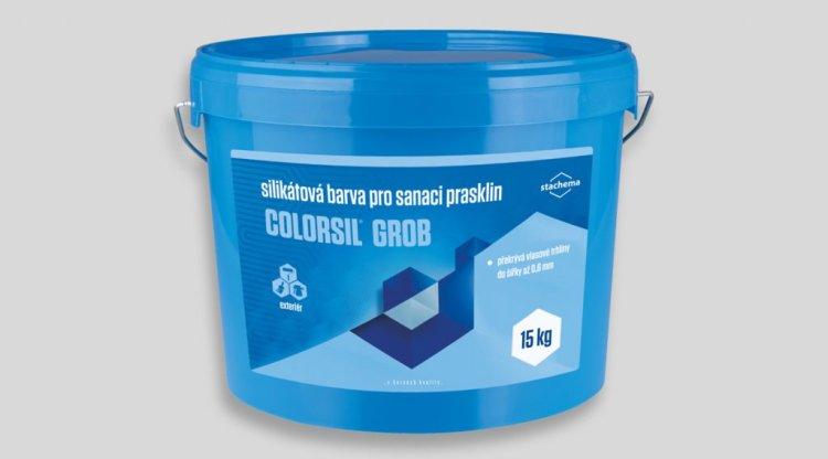 Efektnú úpravu exteriérových povrchov zabezpečuje rad Silcolor, ktorý obsahuje paropriepustné, vysoko hydrofóbne nátery s tzv. samoočistiacou schopnosťou. Samočistenie znamená, že farba dlhodobo odoláva voči vonkajšiemu znečisteniu.
