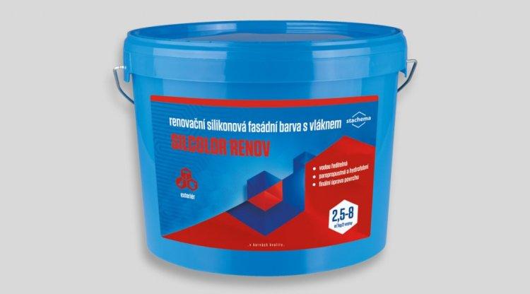 Na povrchovú úpravu savých anorganických povrchov, napríklad pri sanácii starých a pamiatkových budov, je vhodné použiť nátery s nízkym difúznym odporom pre vodné pary. Tento parameter spĺňajú výrobky radu Colorsil.