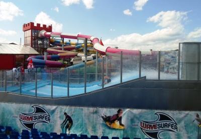 Atrakcia je určená milovníkom adrenalínu, úplným začiatočníkom, deťom od 6 rokov, či tým, ktorí radi skúšajú nové veci. 5,5 metrov vysoká konštrukcia je návštevníkom Aquaparku Tatralandia sprístupnená denne v čase od 9.00 – 21. hod.