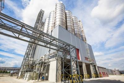 Spoločnosť SLOVNAFT, a.s., ukončila výstavbu logistickej prevádzky pre nový závod na výrobu nízkohustotného polyetylénu LDPE 4. Dodávateľom stavby na kľúč v hodnote 22 miliónov eur bola nemecká spoločnosť TALKE.
