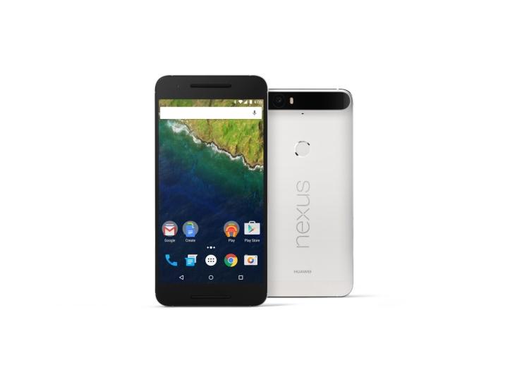 Nový smartfón Nexus 6P vyniká 5,7-palcovým WQHD AMOLED displejom, vysokým výkonom, kvalitným 12,3 Mpix fotoaparátom, batériou skapacitou 3450 mAh či senzorom odtlačkov prstov.