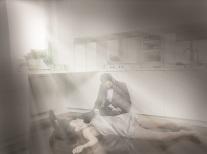 Známa poľská fotografka Lidia Popiel fotograficky stvárnila hrozbu otravy CO.