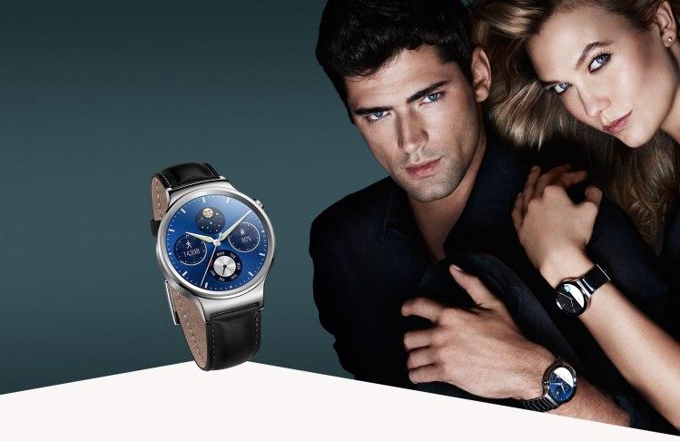 Spoločnosť Huawei uvádza na slovenský trh svoj prvý model inteligentných hodiniek Huawei Watch.
