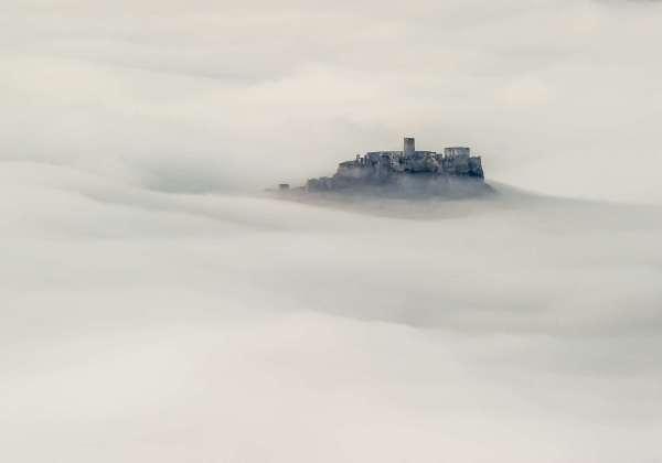 Tomáš Hulík, Nikon: Spišský hrad