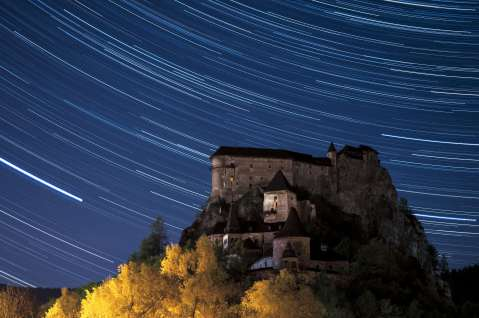 Tomáš Hulík, Nikon: Oravský hrad