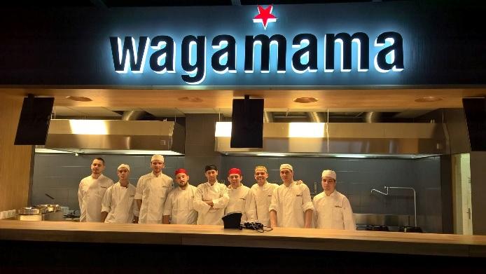 Vnedeľu 13. decembra otvára kultová sieť reštaurácií wagamama prvú prevádzku na Slovensku - vkomplexe Eurovea. Sieť reštaurácií wagamama bude prevádzkovať gastroskupina Medusa Group.