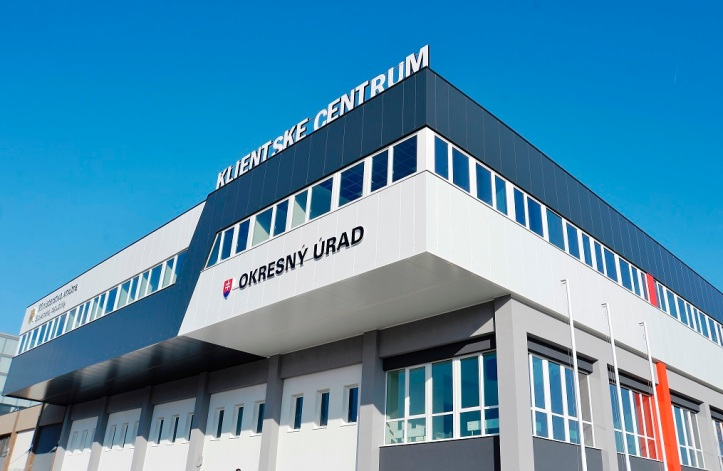 Okresný úrad Bratislava oznámil otvorenie nového Klientského centra na Tomášikovej ulici