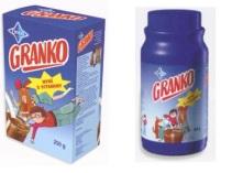 Vroku 1995 sa na obale objavujú populárne animované postavičky Mach a Šebestová, ktorí boli hlavnými aktérmi historicky prvej TV reklamy na GRANKO.