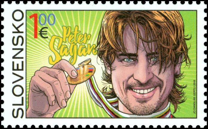 Sagan-Peter-stamp-znamka