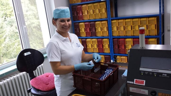 Spoločnosť Vincentka, a. s., ročne predáva viac než štyri milióny fliaš Vincentky s obsahom 0,7 litra. Cca 10 % tržieb tvorí export.