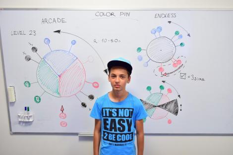 Známu hru, ktorá dobíja Gogle Play aj iTunes, vymyslel Martin (12) z VýchodnéhoSlovenska!