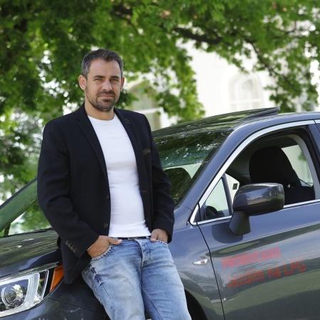 Filip Tůma, ambasádor slovenských LPG áut