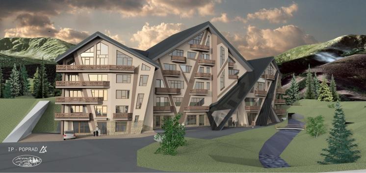 V lyžiarskom stredisku Jasná Nízke Tatry pribudne počas tohtoročnej zimnej sezóny nový 4-hviezdičkový Hotel Pošta****.