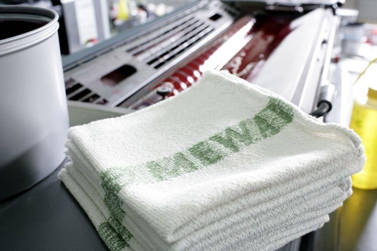 MEWA systém prania
