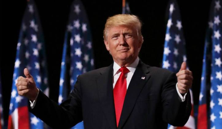 Donald J. Trump. Foto: Facebook Donalda J. Trumpa
