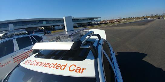 Spoločnosti Ericsson, SK Telecom a BMW Group Korea prekonali svetový rekord vrýchlosti 5G pripokračovaní pilotného projektu 5G.