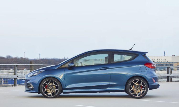 Nový Ford Fiesta ST budúcej generácie