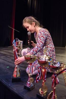 Mladučká školáčka Lucia Kapičáková (9) je jednou z tých, ktorí získali významnú finančnú injekciu.
