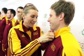 Výprava VŠC Dukla Banská Bystrica bude mať na olympiáde najväčšiu výpravu v individuálnych športoch.