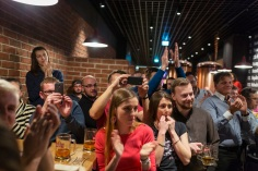 Prvý ŠARIŠ PUB vznikol v Prešove, domovskom regióne značky, len pár kilometrov od pivovaru.