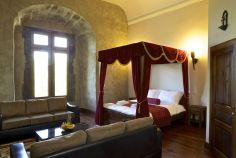 Zámocký hotel The Grand Vígľaš je dokonalým miestom na strávenie romantického víkendu vo dvojici.
