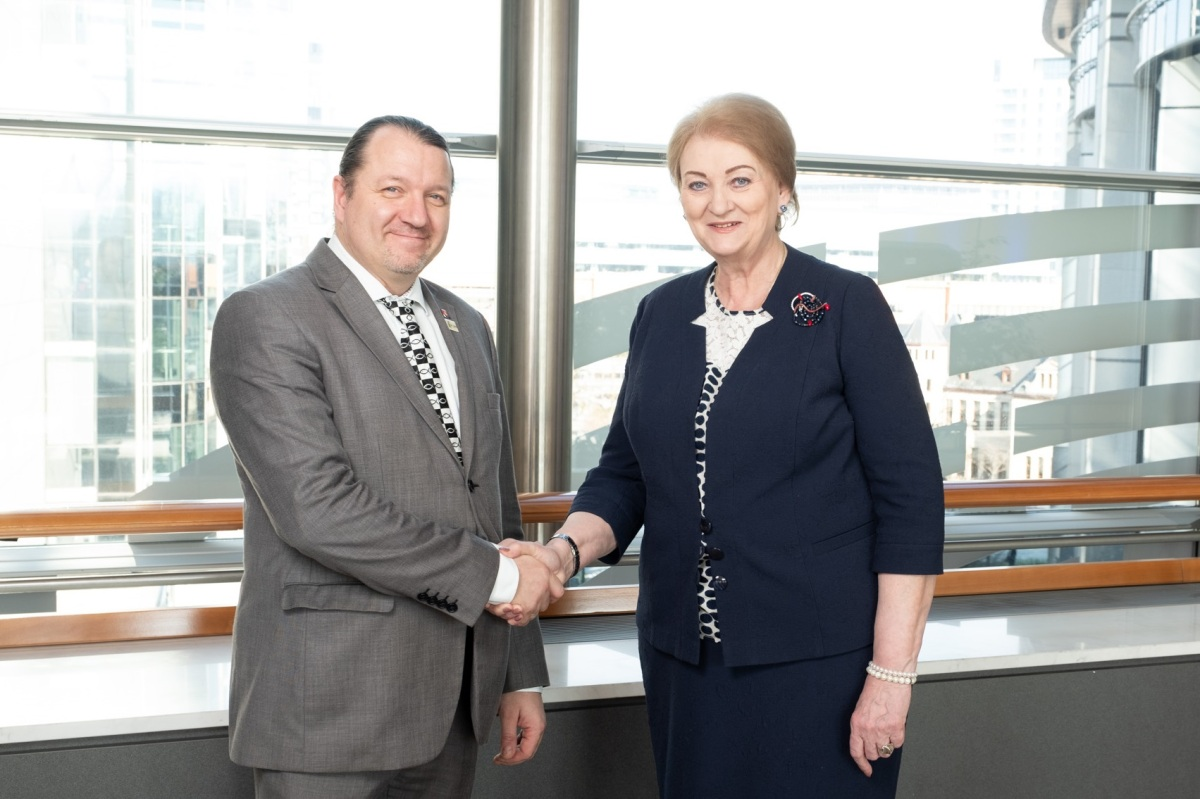 Záborská a Škripek povedú kandidátku novej strany Kresťanská únia do europarlamentu