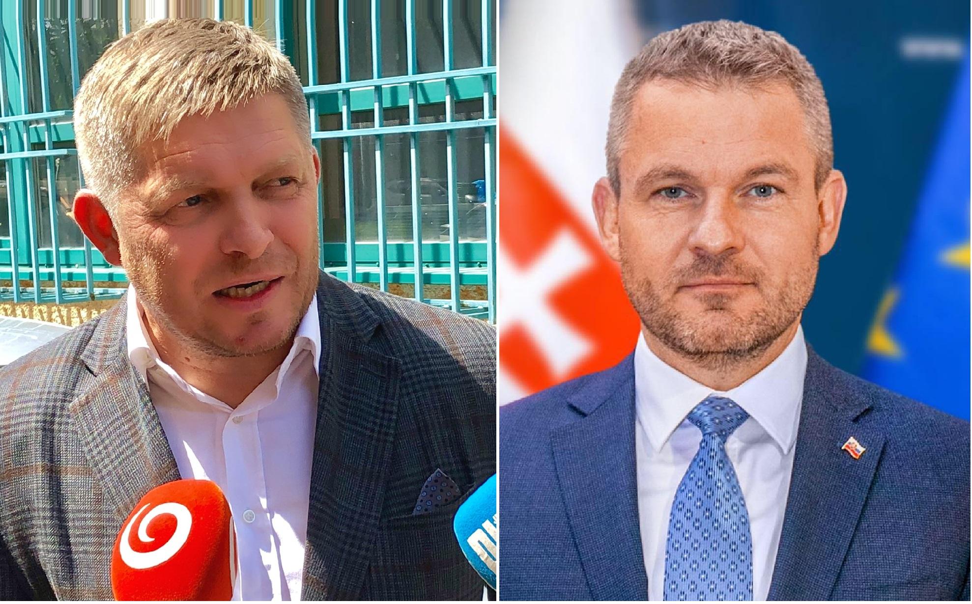 Robert Fico, Peter Pellegrinii, Smer-SD