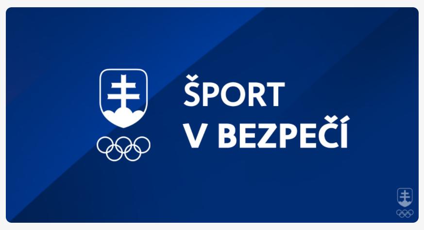 SOŠV: Šport v bezpečí